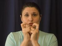 Squirrel in ASL by Janna M. Sweenie and David W. Boles